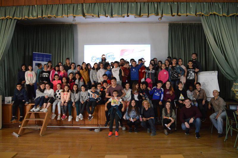 Proyecto Aprendizaje Servicio. Segunda visita Alumnado 5º Primaria